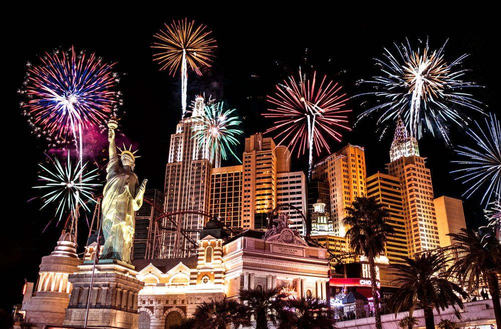 26 of the Best New Year's Eve Celebrations Around the