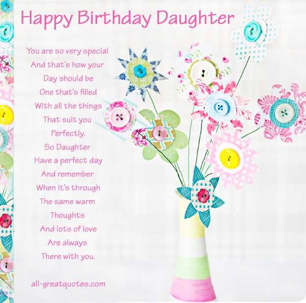 Free Birthday Cards For Daughter Happy Birthday Cards Happy