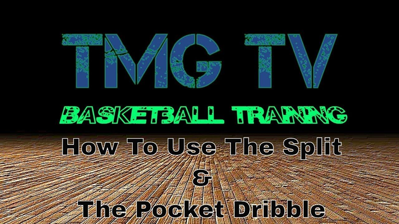How To Split Pocket Dribble To Beat Defenders Basketball Training Basketball Training Basketball Dribble