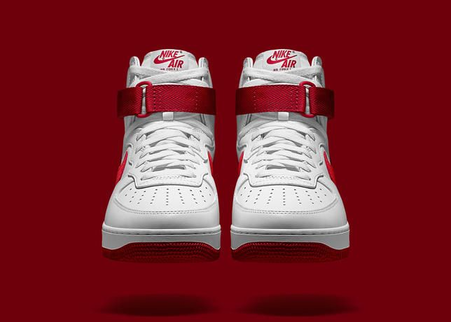 Legendary Chinese Sneakers. Air Force 1 HighNike ...