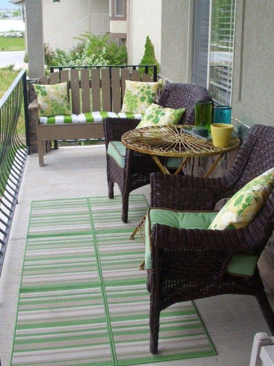 30 Cool Small Front Porch Design Ideas Digsdigs Terrazas