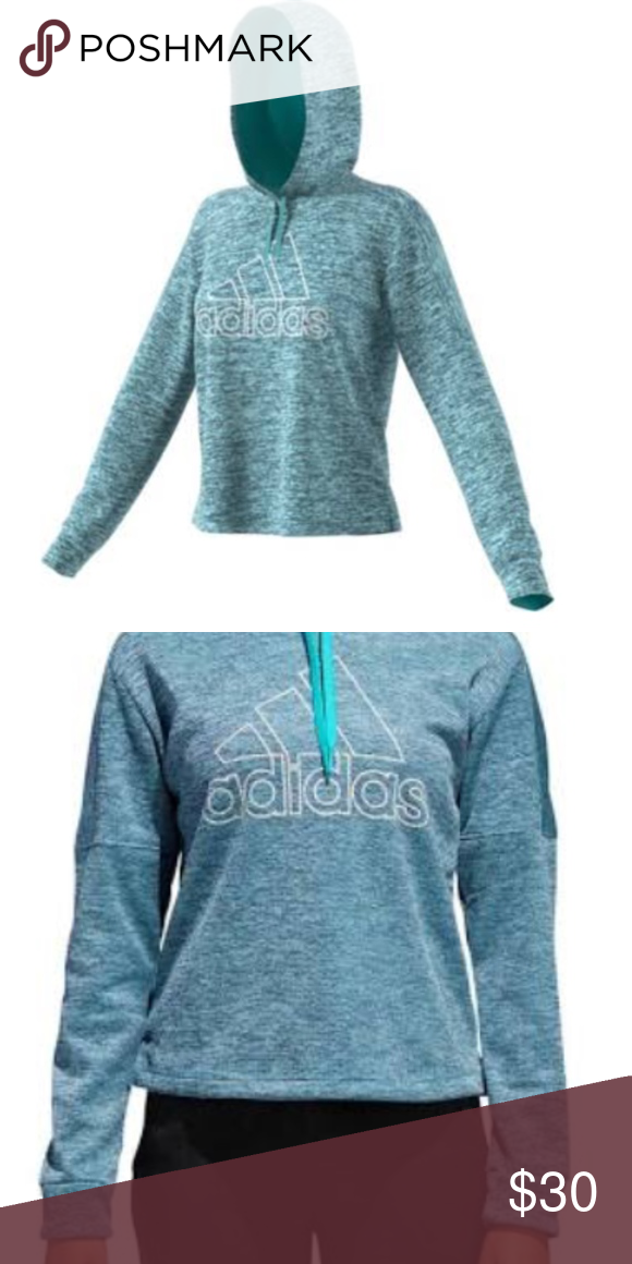Women's Adidas Team Issue Bos Pullover Hoodie Women's Adidas