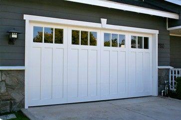 Eco Traditional Garage Doors Garage Door Styles Garage Door Design Double Garage Door