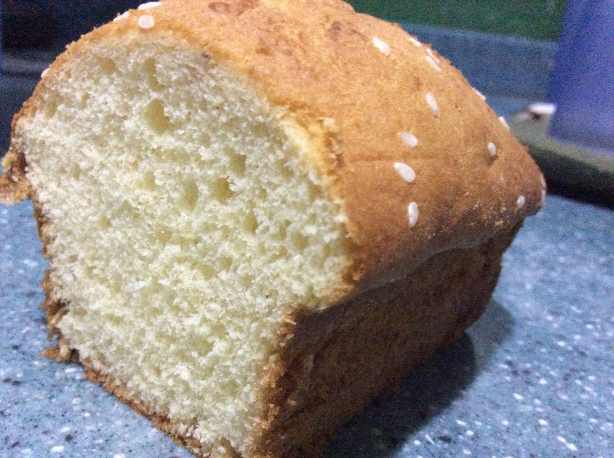 #pan Mini torta de yemas