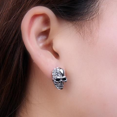 Image result for punk rock earrings