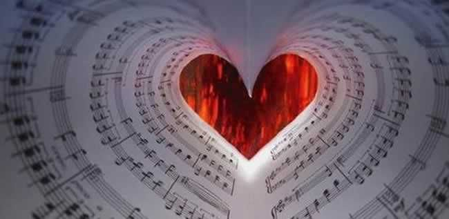 Muitas músicas conseguem expressar aquilo que sentimos (clika.me/letras-de-musicas-de-amor)