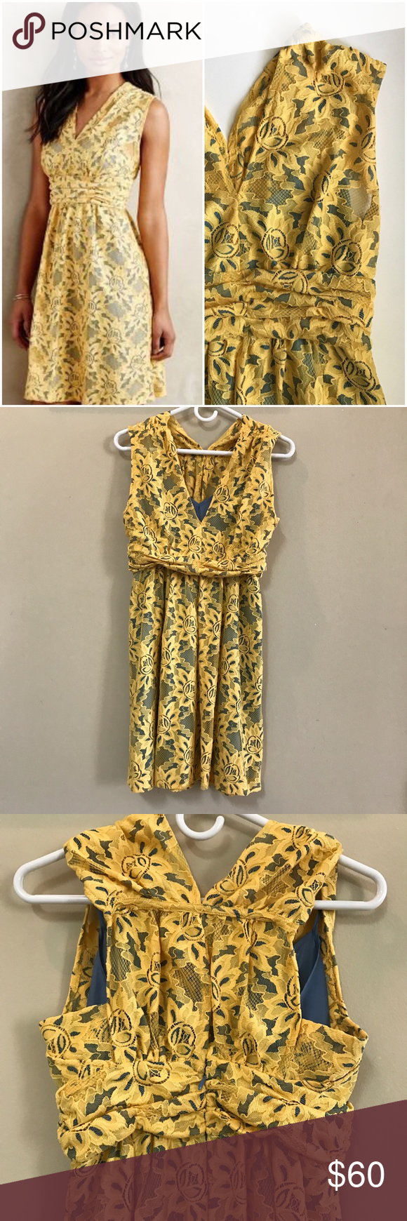 05e1fbf82d  Plenty by Tracy Reese  Niki Lace Dress This lace dress from Anthropologie  is an