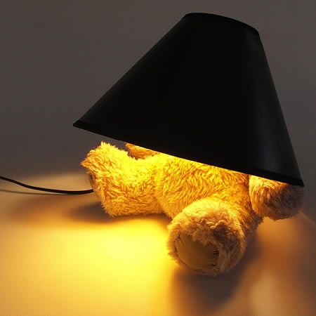Teddy Bear Lamp Lamp Creative Lamp Shades Chandelier Design