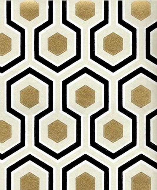 Gold Black And White Bedroom Ideas Bedroom Interior Design Bedroom Colour Trends 2016 Childrens Bedroom Wall Art: 8 Interior Wallpaper Trends For 2016