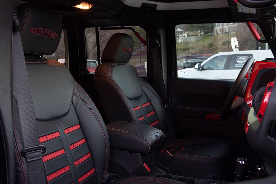 Custom Jeep Wrangler Black Alea F 1 Interior 113445 Custom Jeep