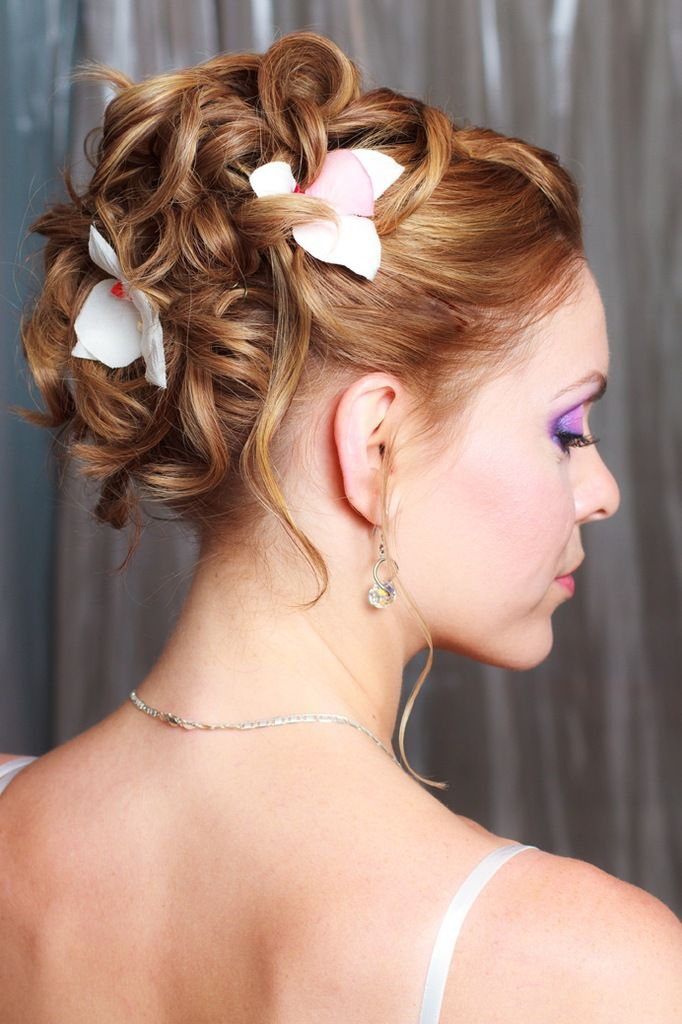 Updo Party Hairstyles : 50 hairstyles for weddings to look amazingly special homemade
