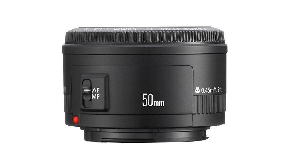 Canon EF 50mm f/1.8 II - Análisis y opinión del objetivo más barato ...