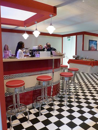 american diner 2 american diners my dad loved diners pinterest d co. Black Bedroom Furniture Sets. Home Design Ideas