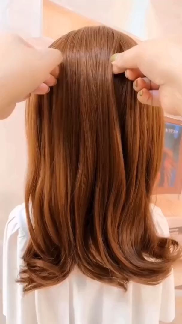 Hairstyles For Long Hair Videos  Hairstyles Tutorials Compilation 2019   Part 558 - Hairstyles Pinterest 💇 - Hair Beauty