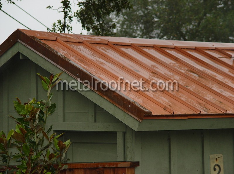 Best Copper Metal Roof Panels Copper Metal Roof Metal Roof 400 x 300
