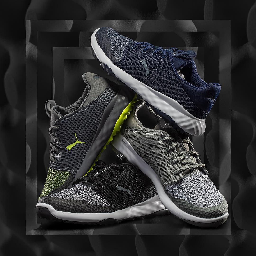 Introducing NEW Grip Fusion Sport golf shoes from PUMA 👟😎. FEATURES   ✅FUSIONFOAM ✅Softfoam ✅Organically-Altered Traction ✅Grip Comfort Last … 049423c09b3