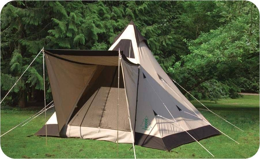 Cool Tee Pee Camping Tents Take A Look At These Awesome Conversion They Are Very Tentsngear