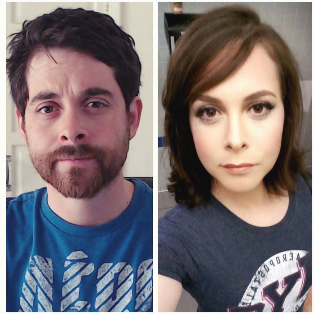 Mtf Hrt Mtf Before And After Male To Female-2012