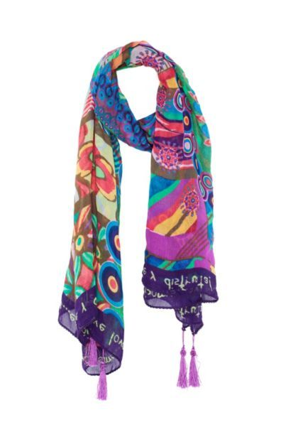 Accesorios Para Mujer How To Wear Scarves Fashion Womens Scarves