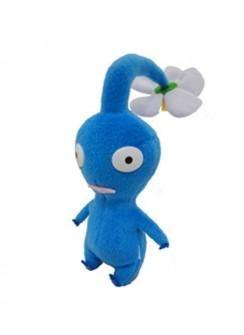 Blue Pikmin Plush Gamer Loot Soft Plush Plush Plush Toys