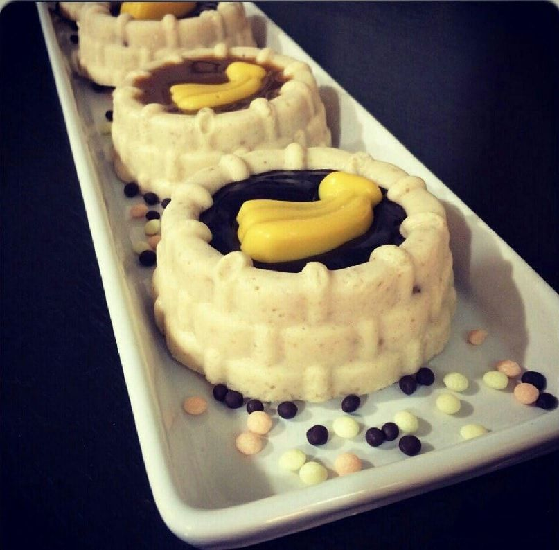 دسر رکر موز Recipe Food Desserts Deserts