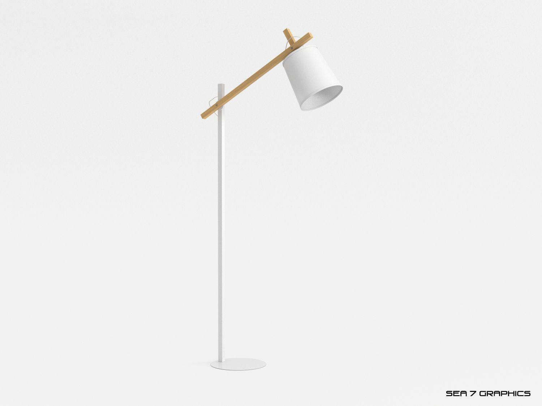 Floor Lamp 9 Design Eje 3d Model Floor Lamp Lamp Flooring