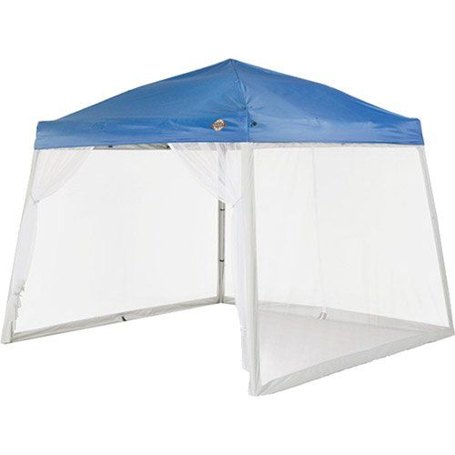 Best Camping Tents Quest 10 Ft X 10 Ft Mesh Screen For Slant Leg