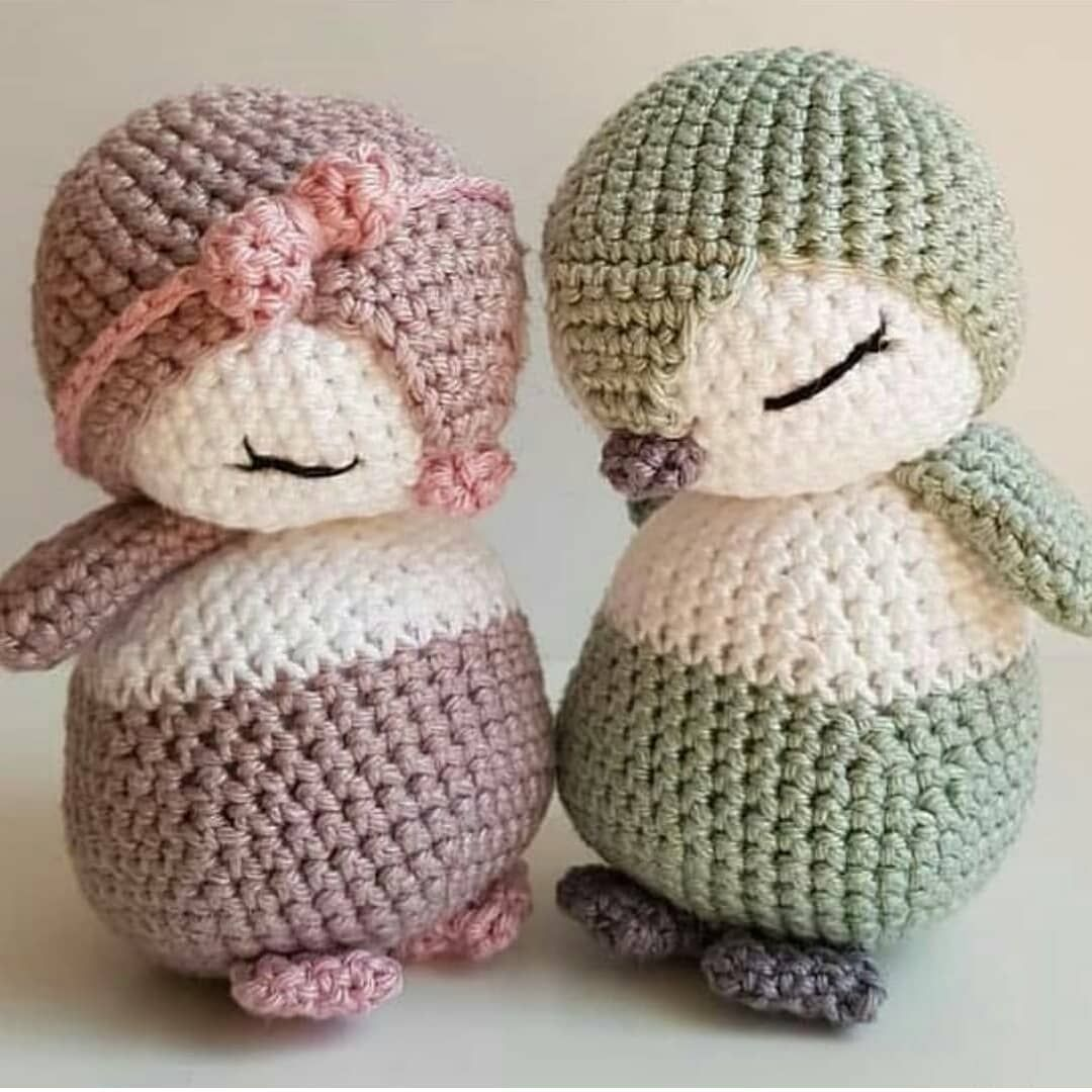 37+ Free Amigurumi Crochet Doll Pattern and Design ideas - Page 8 ... | 1080x1080