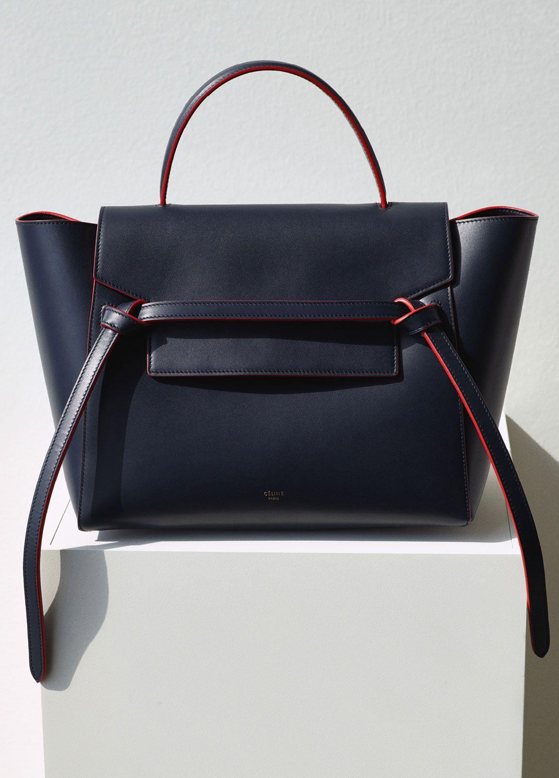bf01eb86ee Mini Belt Bag in Calfskin Satin - December Collection 2015