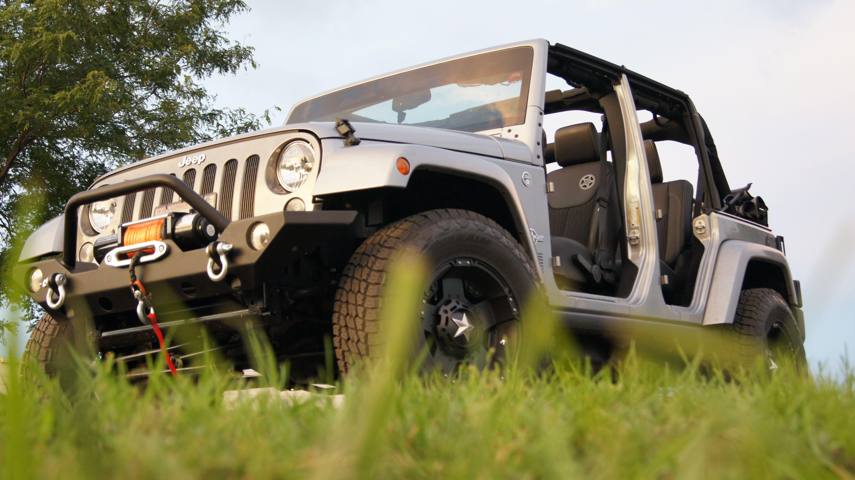 2014 Jeep Wrangler Unlimited Freedom Edition Oscar Mike Billet