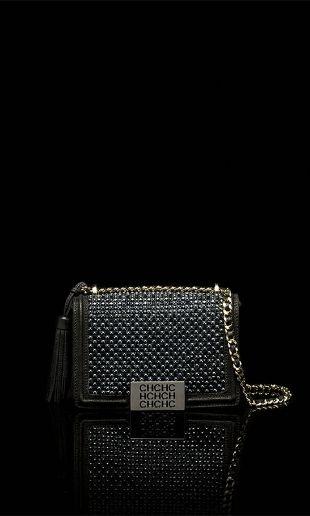 d63990544cd4 CH Carolina Herrera chain link bag