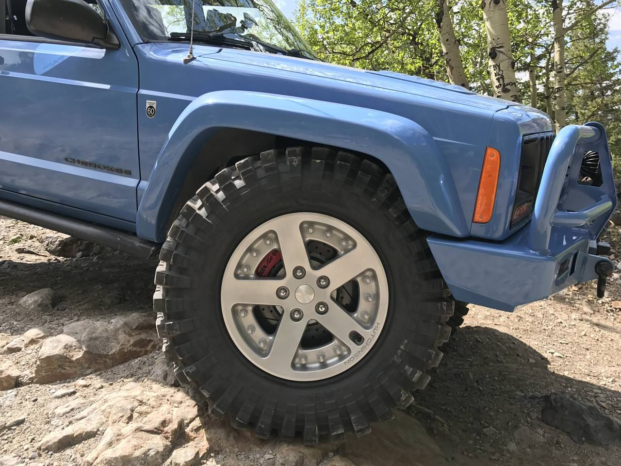 Notch Customs XMax Flares Jeep Cherokee Forum Jeep