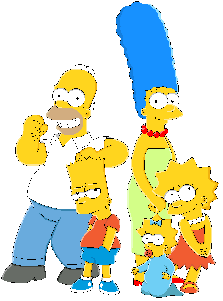 The Simpsons by MollyKetty on DeviantArt