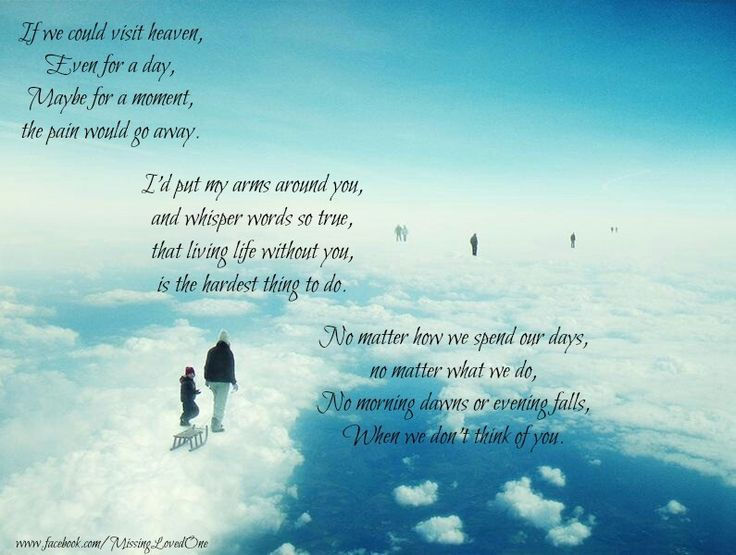 Happy Easter In Heaven To My Husband Missing Brother In Heaven