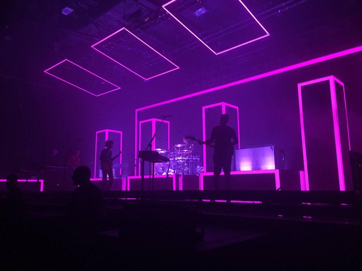 Rockon It On Purple Aesthetic Neon Aesthetic Rainbow Aesthetic