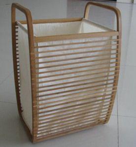 Cesta ropa sucia decoracion pinterest cestas - Cesta ropa sucia ...