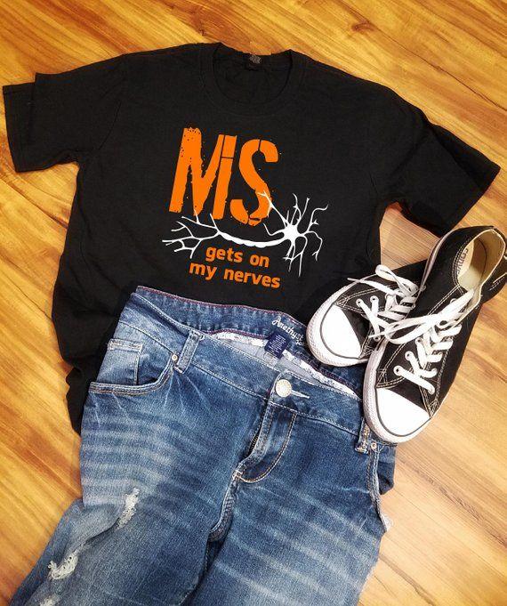 d1134e0cef09d Multiple Sclerosis Shirt