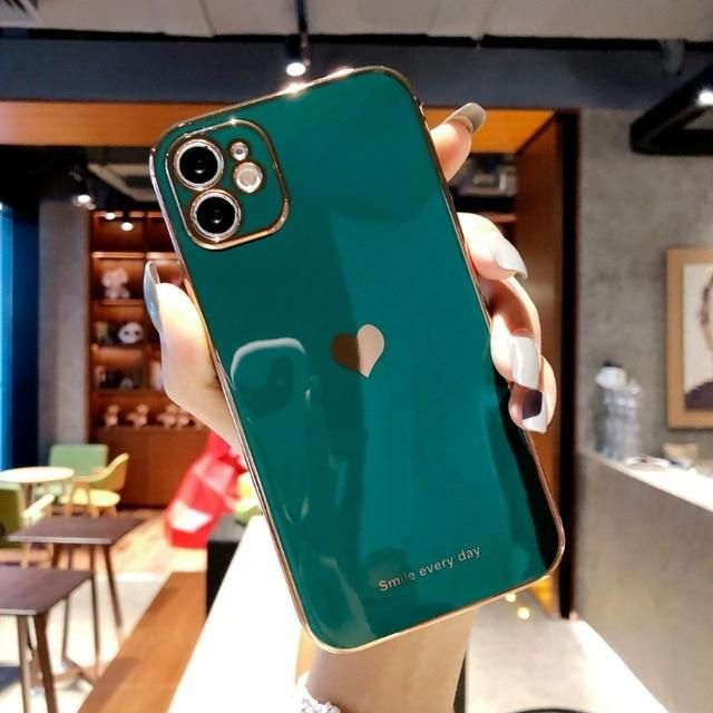 Love Heart Case - For iPhone11 Pro Max / T4