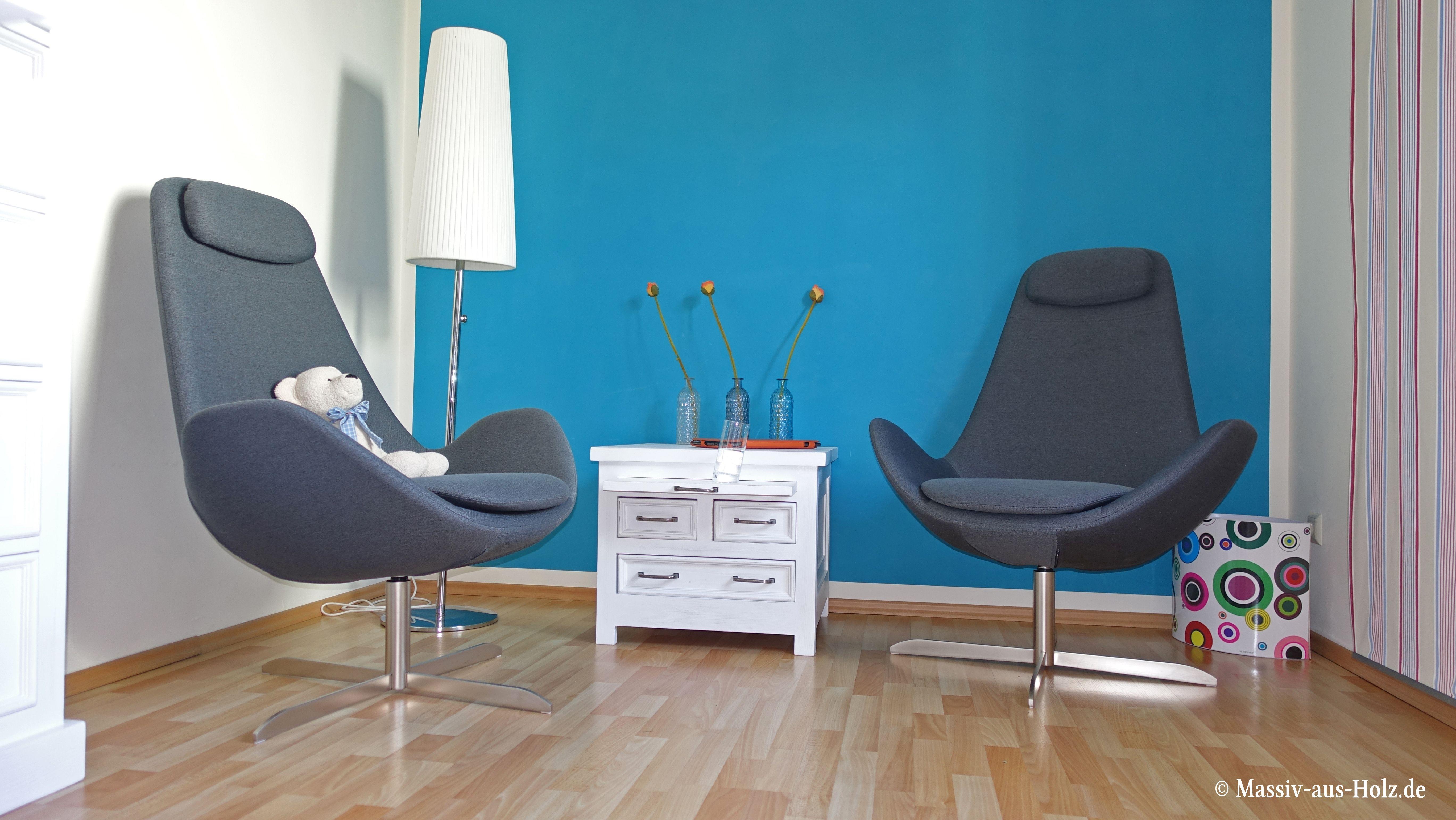 Modern, farbenfroh und vor allem elegant schlicht sieht ein ...