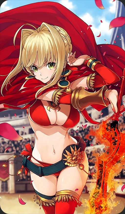 2b9864509 Nero Claudius (Fate Grand Order)