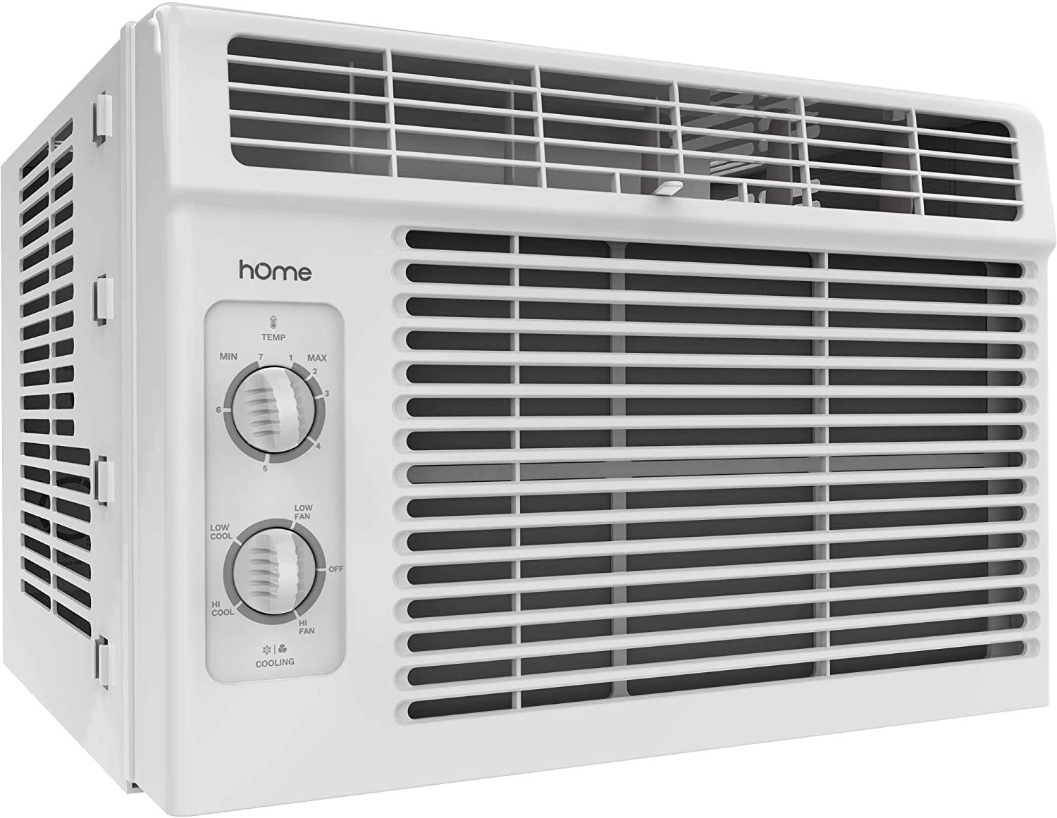 COLD WINDOW AC for SMALL HOT ROOM Heavy duty window