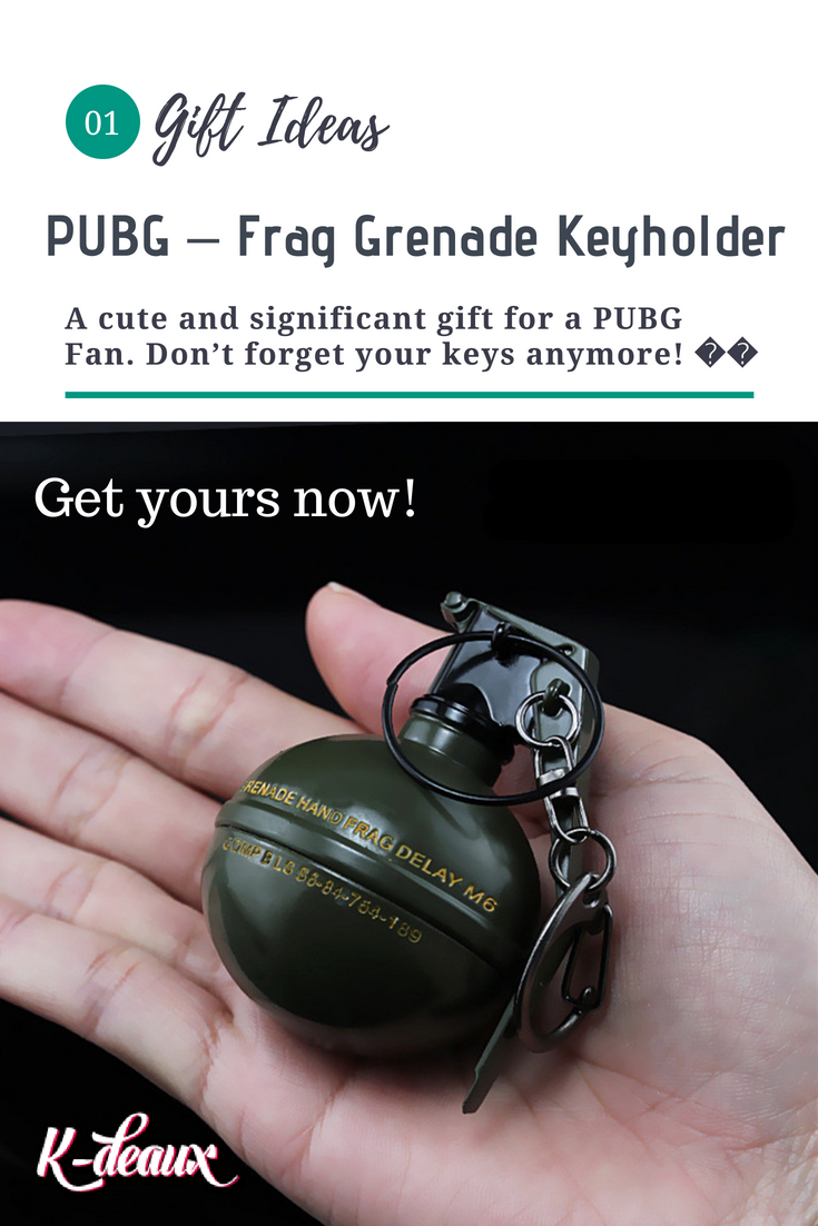 A Cute And Significant Gift For A Pubg Fan Dont Forget