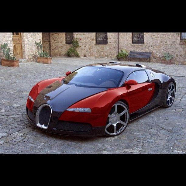 Coolest Sports Cars Burning Tiers: Classy Bugatti Veyron! Super Cool Car!