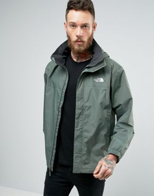 ffa7fb020 The North Face Resolve 2 Jacket Stoweaway Hood in Green | North face ...