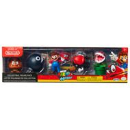 5 Pack Nintendo Mario Odyssey Action Figures Only At Gamestop For