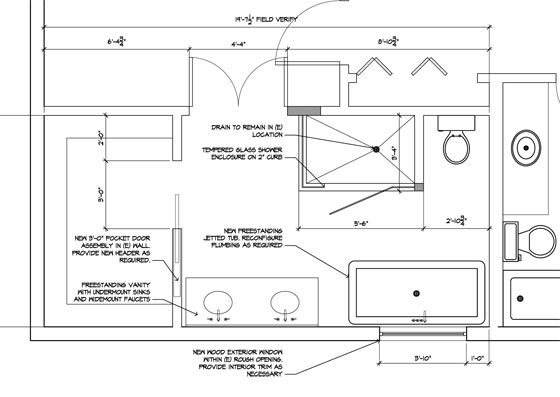 The Ravenna Girls Bathroom Master Bath Remodel Bathroom Floor Plans Bath Remodel