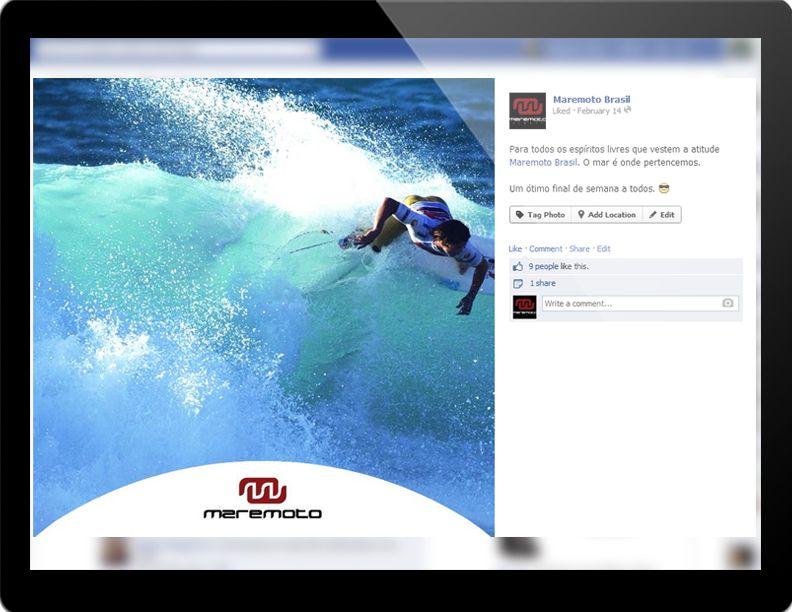 Facebook: Maremoto Brasil