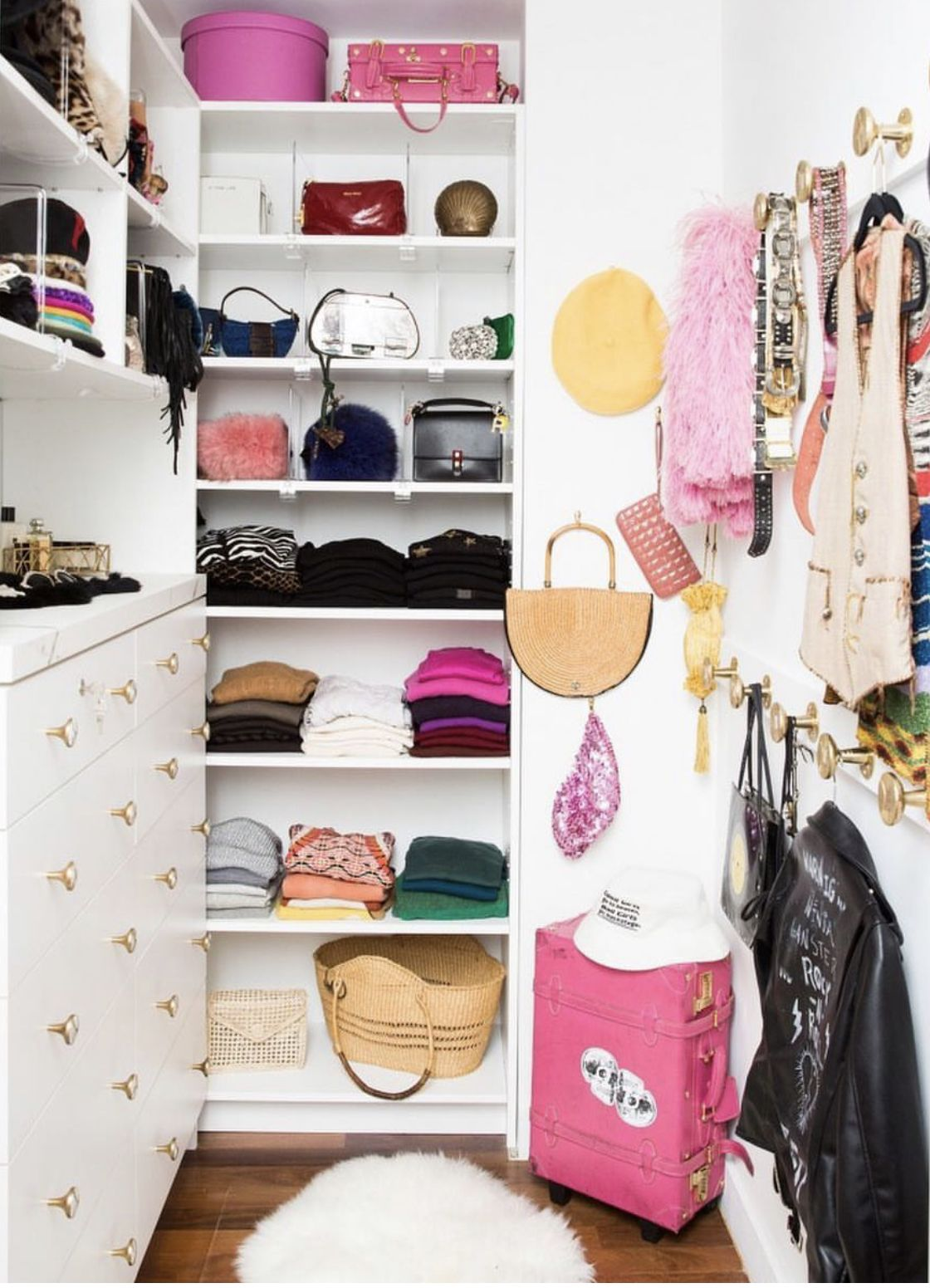 112fb38053b Click through to discover what treasures Theodora Richards keeps in her  closet (including her all-time favorite accessory)