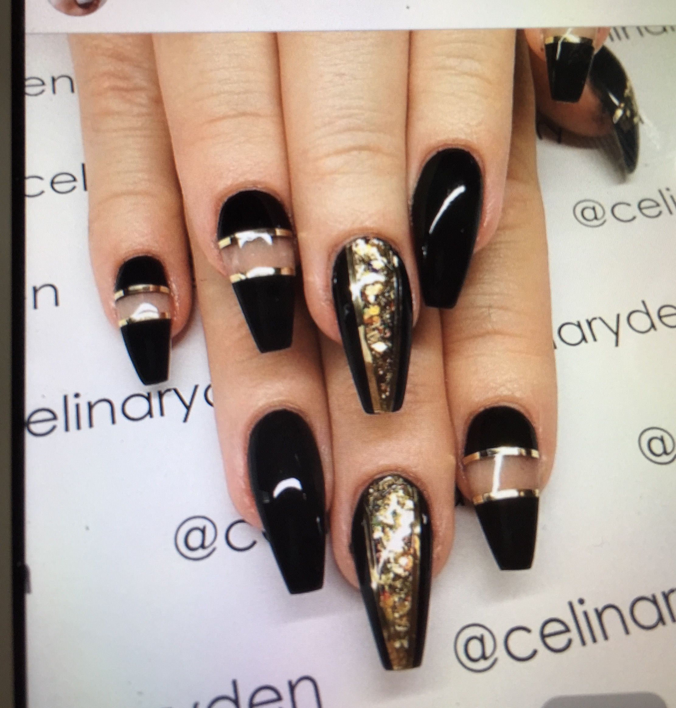 For more follow @crxwnk9555✓ | Polishd | Pinterest | Nail nail ...