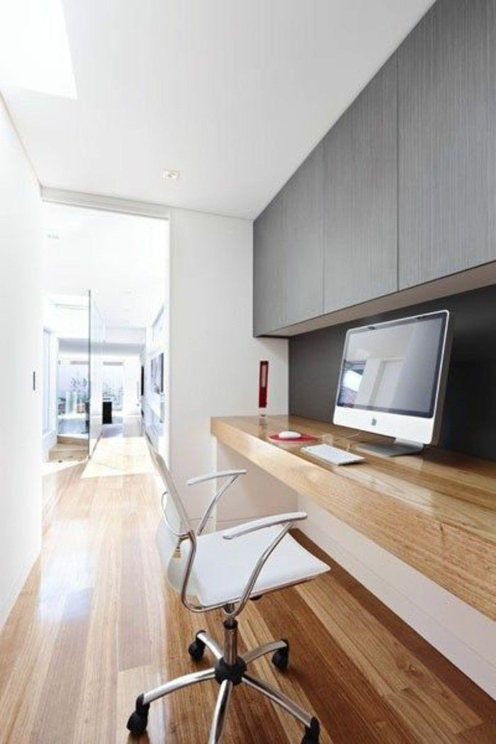 1001 Idees Pour Amenager Une Chambre En Longueur Des Solutions Petits Espaces Amenagement Petit Salon Comment Amenager Une Chambre Fauteuil Bureau Design